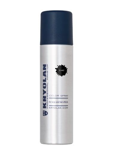 Kryolan Color Spray 150 Ml Siyah
